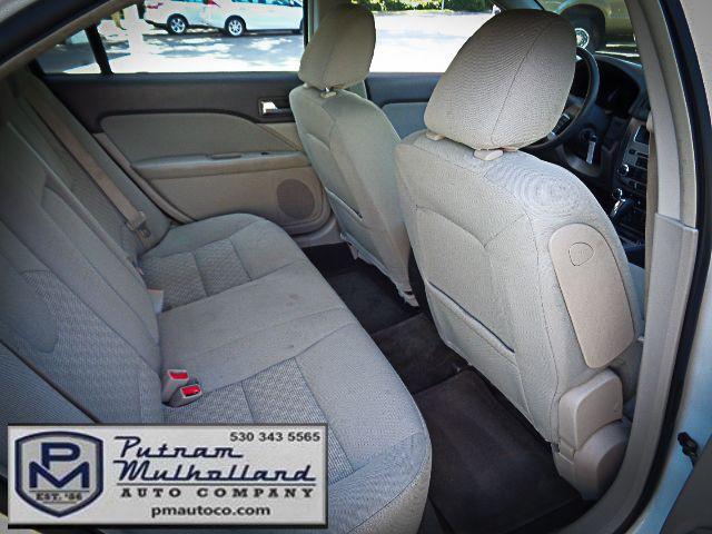 2010 Ford Fusion SE Chico, CA 10