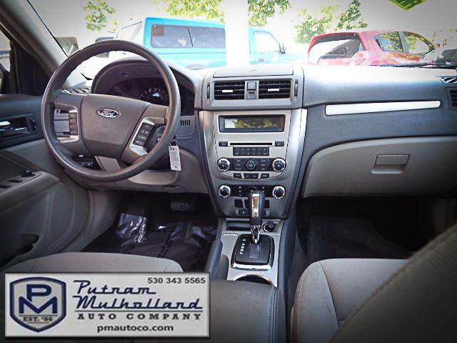 2010 Ford Fusion SE Chico, CA 11