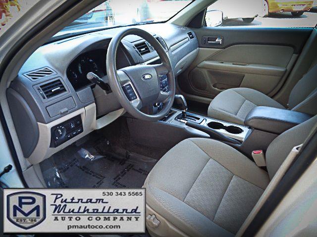 2010 Ford Fusion SE Chico, CA 8