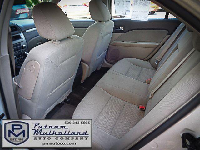 2010 Ford Fusion SE Chico, CA 9
