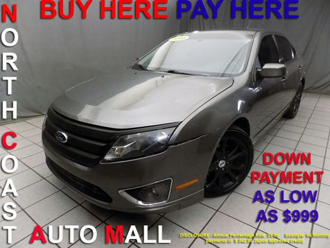 2010 Ford Fusion SEL As low as $999 DOWN in Cleveland, Ohio