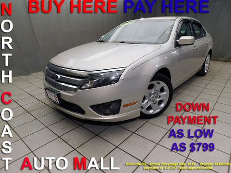 2010 Ford Fusion SEAs low as $799 in Cleveland, Ohio