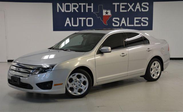 2010 Ford Fusion SE in Dallas, TX 75247