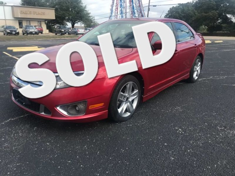 2010 Ford Fusion Sport | Ft. Worth, TX | Auto World Sales LLC in Ft. Worth TX