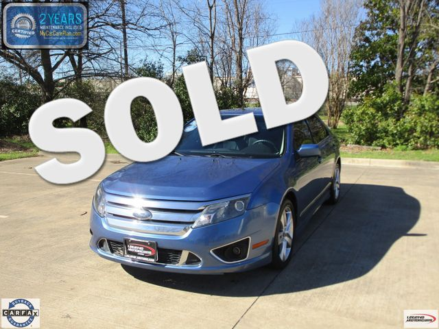2010 Ford Fusion SPORT in Garland