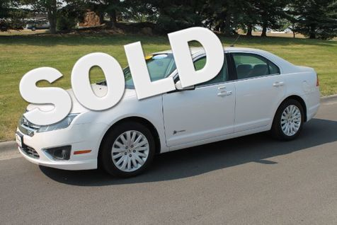 2010 Ford Fusion Hybrid 4d Sedan in Great Falls, MT