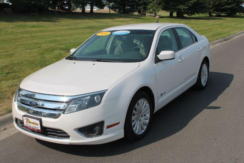 2010 Ford Fusion Hybrid 4d Sedan  city MT  Bleskin Motor Company   in Great Falls, MT