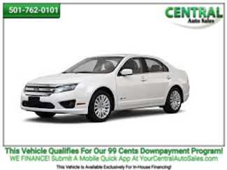 2010 Ford Fusion SE   Hot Springs, AR   Central Auto Sales in Hot Springs AR