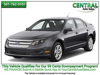 2010 Ford Fusion SEL   Hot Springs, AR   Central Auto Sales in Hot Springs AR