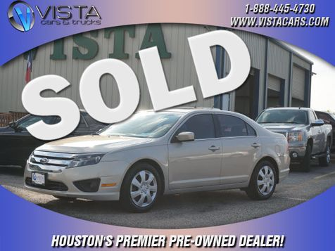 2010 Ford Fusion SE in Houston, Texas