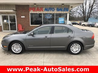 2010 Ford Fusion Hybrid Base in Medina, OHIO 44256