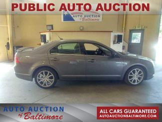 2010 Ford Fusion SE   JOPPA, MD   Auto Auction of Baltimore  in Joppa MD