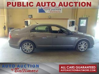 2010 Ford Fusion SE | JOPPA, MD | Auto Auction of Baltimore  in Joppa MD