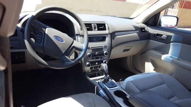 2010 Ford Fusion S AUTOWORLD (702) 452-8488 Las Vegas, Nevada 3