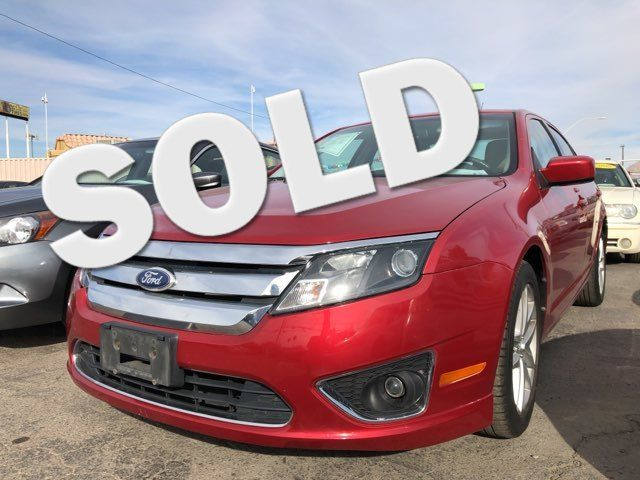 2010 Ford Fusion SEL CAR PROS AUTO CENTER (702) 405-9905 Las Vegas, Nevada