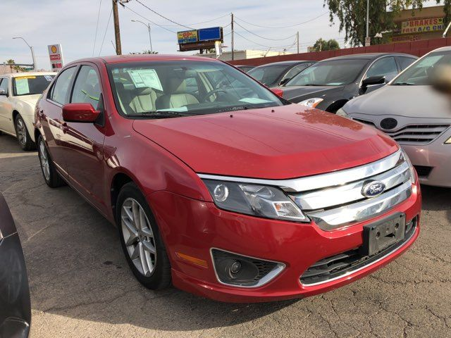 2010 Ford Fusion SEL CAR PROS AUTO CENTER (702) 405-9905 Las Vegas, Nevada 1