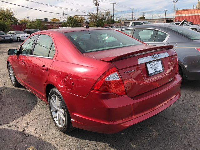 2010 Ford Fusion SEL CAR PROS AUTO CENTER (702) 405-9905 Las Vegas, Nevada 3
