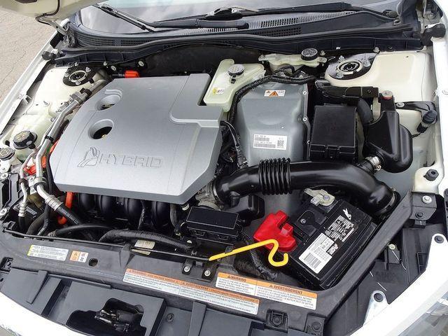 2010 Ford Fusion Hybrid Madison, NC 46