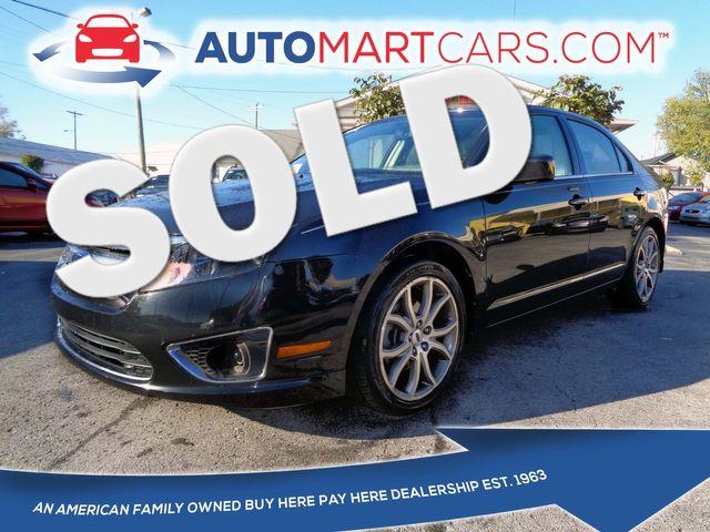 2010 Ford Fusion SEL | Nashville, Tennessee | Auto Mart Used Cars Inc. in Nashville Tennessee