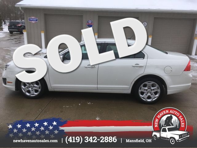 2010 Ford Fusion SE in Mansfield, OH 44903