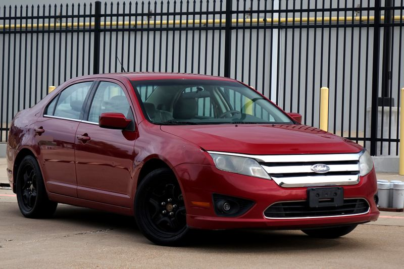 2010 Ford Fusion SE* Manual trans* Clean Title** | Plano, TX | Carrick's Autos in Plano TX