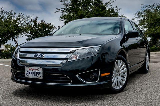 2010 Ford Fusion Hybrid Reseda, CA 38