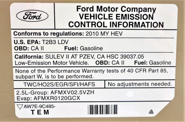 2010 Ford Fusion Hybrid Reseda, CA 49