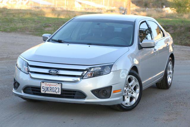 2010 Ford Fusion SE Santa Clarita, CA 4