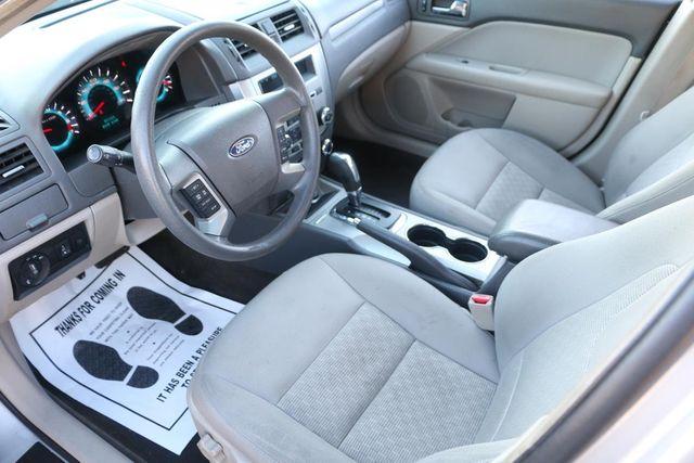 2010 Ford Fusion SE Santa Clarita, CA 8