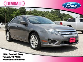 2010 Ford Fusion SEL in Tomball, TX 77375