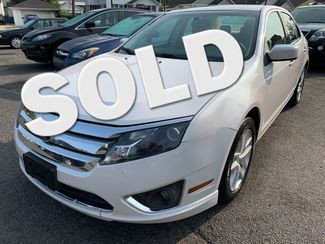 2010 Ford Fusion in West Springfield, MA