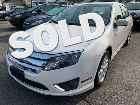 2010 Ford Fusion SEL in West Springfield, MA
