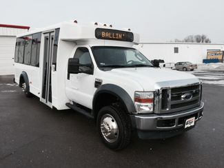 2010 Ford Limo Bus F-550 DRW XL Omaha, Nebraska 5