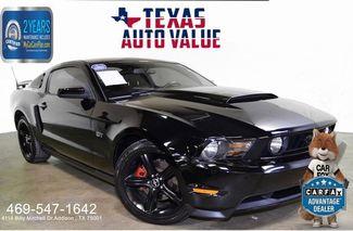 2010 Ford Mustang GT Premium - LOADED- HOOD SCOOP - FAC NAV- HEATED in Addison TX, 75001