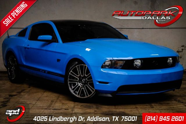 2010 Ford Mustang GT Premium Glass Roof