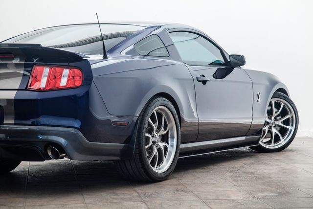 2010 Ford Mustang GT500 Whipple Supercharged 700+HP in Addison, TX 75001