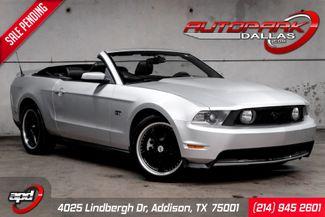 2010 Ford Mustang GT Premium w/ NAV in Addison, TX 75001