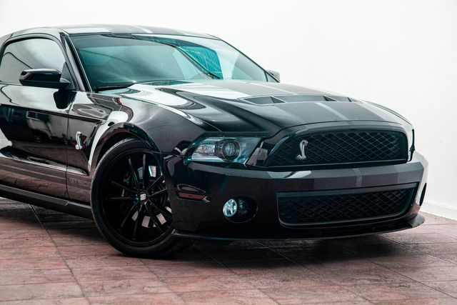 2010 Ford Mustang Shelby GT500 With Upgrades in Addison, TX 75001