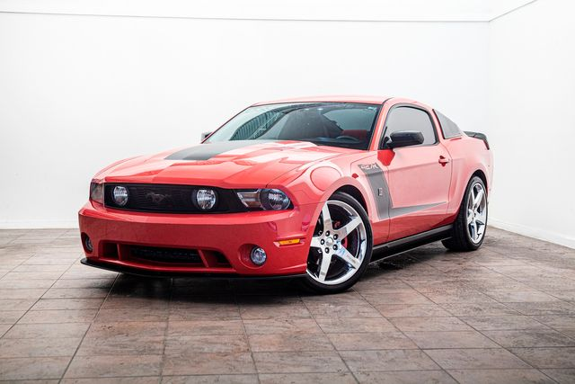 2010 Ford Mustang GT Roush 427R Supercharged in Addison, TX 75001