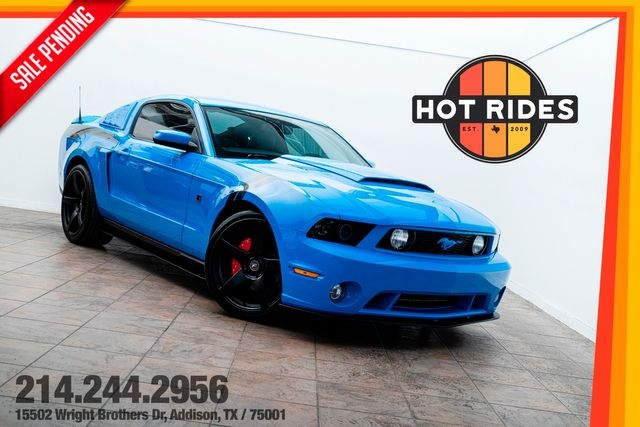 2010 Ford Mustang GT Roush Supercharged w/ Many Upgrades in Addison, TX 75001