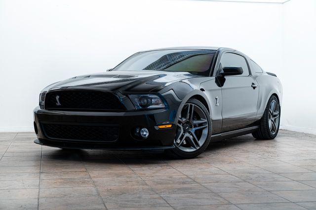 2010 Ford Mustang GT500 With Upgrades in Addison, TX 75001