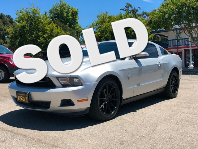 2010 Ford Mustang V6 Premium in Atascadero CA, 93422