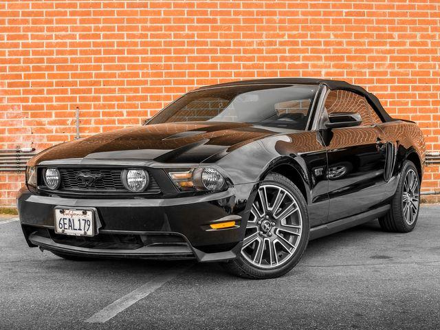 2010 Ford Mustang GT Premium Burbank, CA 1