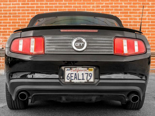 2010 Ford Mustang GT Premium Burbank, CA 4