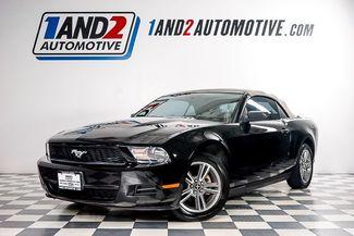 2010 Ford Mustang V6 Premium Convertible in Dallas TX