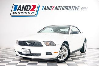 2010 Ford Mustang V6 Convertible in Dallas TX