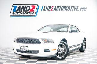 2010 Ford Mustang V6 Convertible in Dallas TX