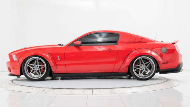 2010 Ford Mustang Shelby GT500 Widebody with Many Upgrades in Dallas, TX 75229
