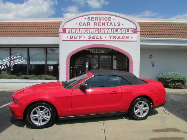 2010 Ford MUSTANG Convertible *SOLD