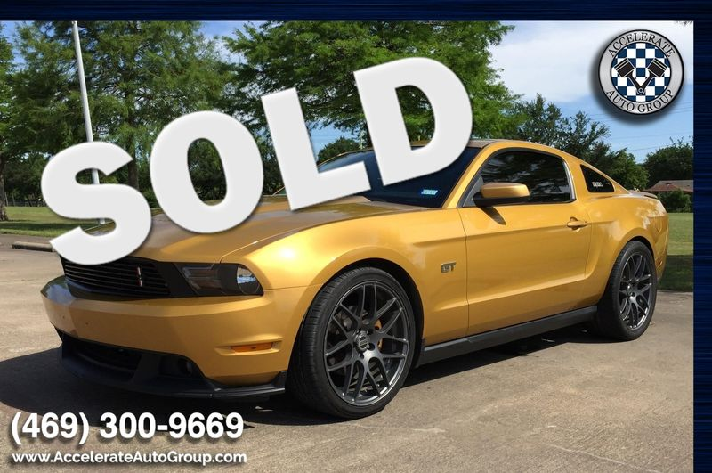 2010 Ford Mustang GT Premium in Rowlett Texas